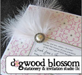 Dogwood Blossom Stationery & Invitation Studio