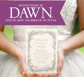 Invitations by Dawn