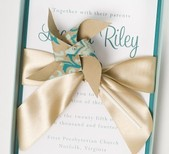 When & Where Invitations