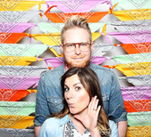 |  Tomfoolery Photobooth  |   Open-Air Photobooth