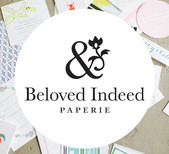 Beloved Indeed Paperie