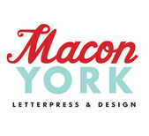 Macon York Letterpress & Design