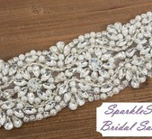 SparkleSM Bridal Sashes