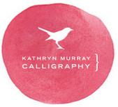 Kathryn Murray Calligraphy