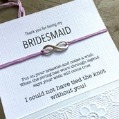 CarrieClover Bridal party cards and gifts