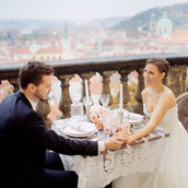 White - Prague Wedding Agency
