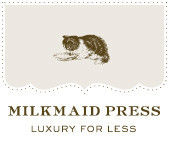 Milkmaid Press
