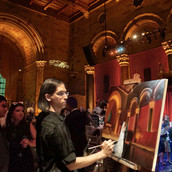 Live Event Painter - Anthony Galati