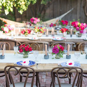 Heather Taylor Home Events - A Linen Rental Service