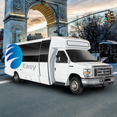 Easy Charter Bus NYC