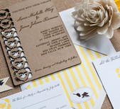 Red Table Stationery