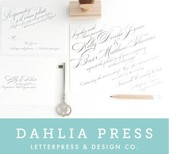 Dahlia Press  Letterpress + Design