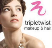 Triple Twist Makeup & Hair Design