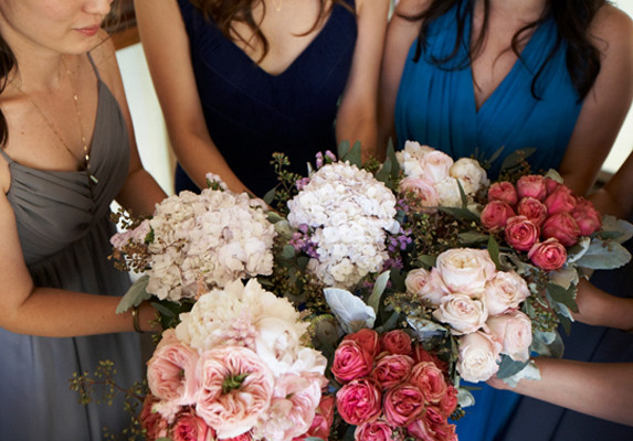 Dreamy California wedding