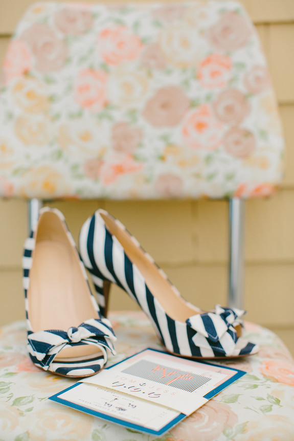 DIY Nautical Maine wedding