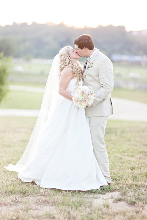 Rustic vintage Kentucky wedding