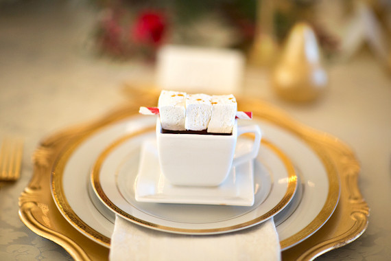 Christmas wedding & party ideas