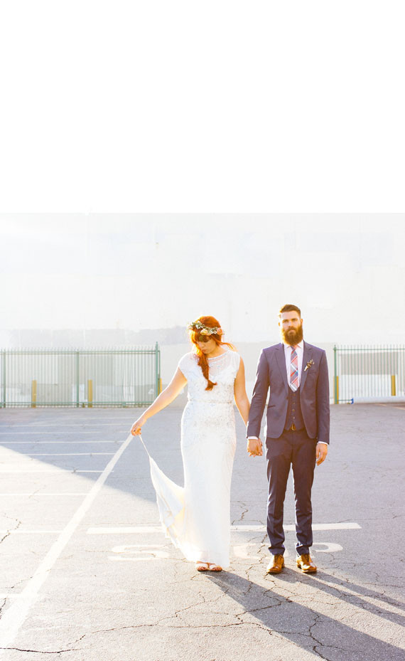 Ace Hotel downtown LA wedding