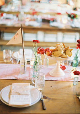 State fair themed rehearsal dinner