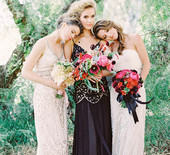Bohemian Fall wedding inspiration