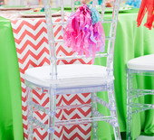 Modern, colorful diy wedding ideas