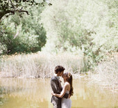 Crafty California Wedding