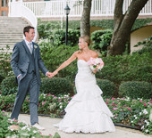 Charming Southern wedding