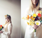 60s Mod wedding inspiration