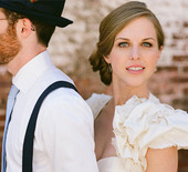 Atlanta Railroad Station Wedding