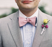 Colorful Bay Area wedding