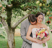 Bella Luna Farms country wedding