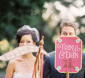 Whimsical Pasadena Wedding