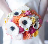 Modern Spring wedding ideas