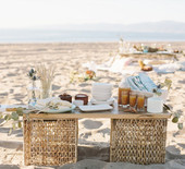 Beachside Rehearsal Dinner Party