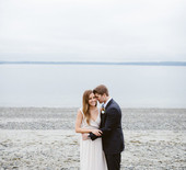 Seattle waterfront wedding inspiration