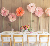 Vibrant spring wedding ideas