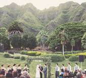 Hawaii Islands Wedding