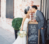 Romantic Carondelet House wedding