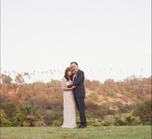 Eclectic Southern California wedding