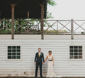 Georgia Lakeside Wedding