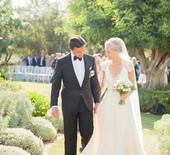 Elegant Portugal wedding
