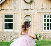 Lilac autumn wedding inspiration