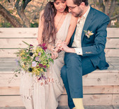 Pamela Love's Montauk wedding