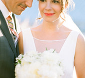 Indie Los Angeles wedding