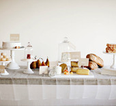 Cheese Table Party Inspiration