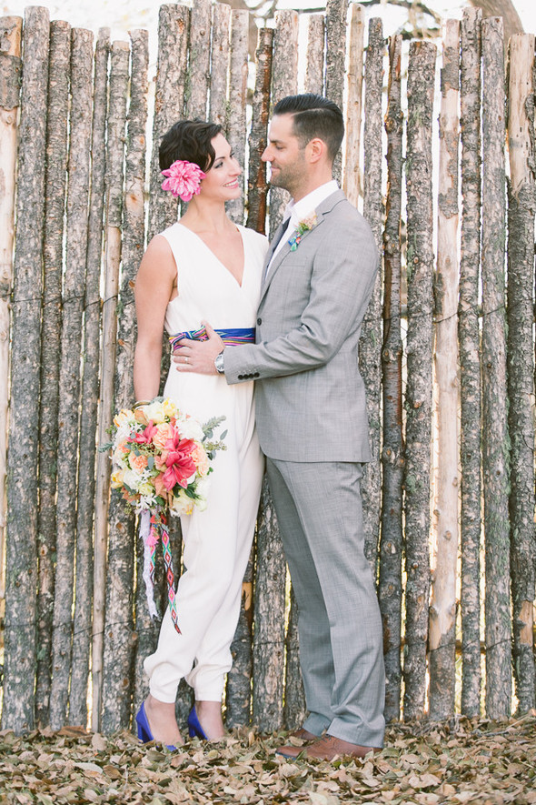 b1a7cb20ec754 Modern Mexican wedding inspiration - 100 Layer Cake