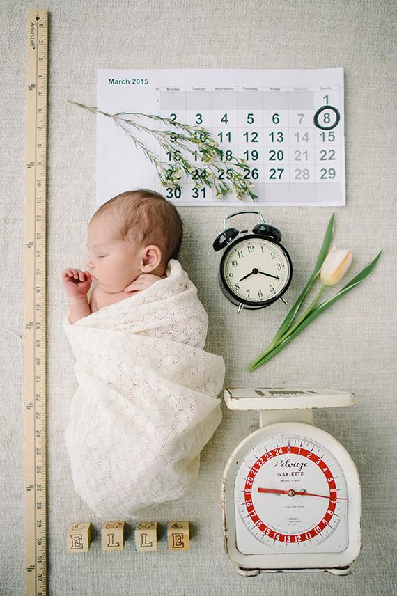 Spring newborn photos by corrina walker photography 100 layer cakelet