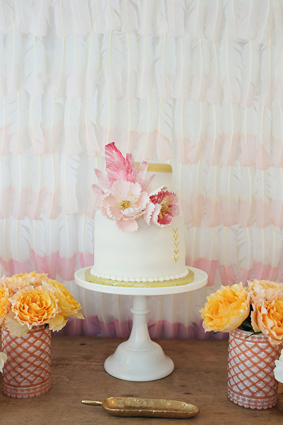 Pink Bohemian 5th Birthday Kids Birthday Parties 100