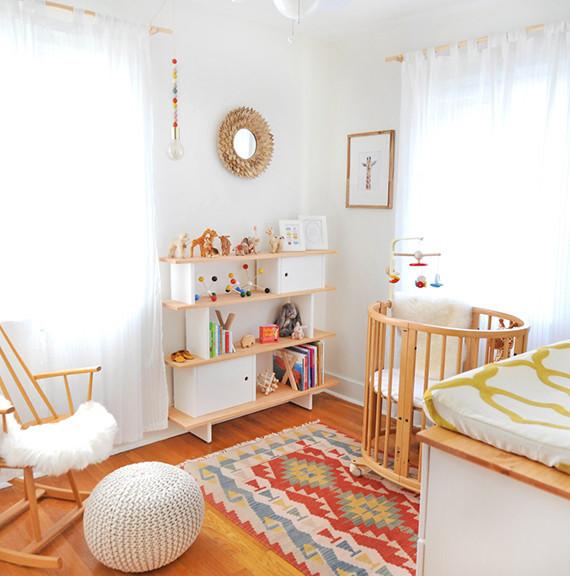 Modern Nursery Ideas