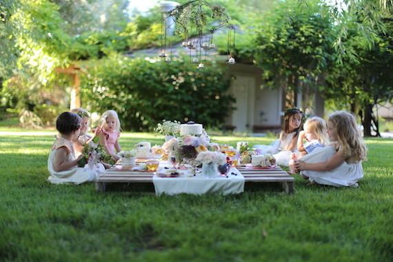 Children S Garden Party Kids Birthday Parties 100